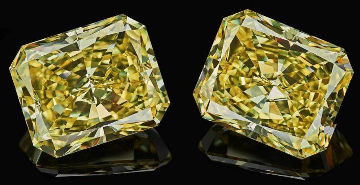 Diamanti gialli