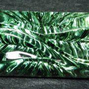 Tormalina verde taglio fancy